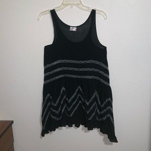 Intimately Free People Voile Lace TRAPEZE Dress XS